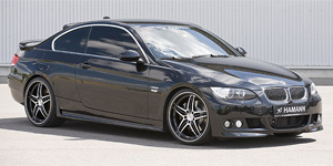 Тюнинг Hamann для BMW 3 E92 Coupe
