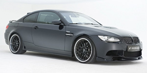 Тюнинг Hamann для BMW 3 M3 E92 Coupe