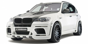 Тюнинг Hamann для BMW X5M Flash EVO M