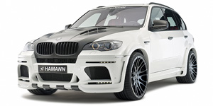 Тюнинг Hamann для BMW X5M Flash M