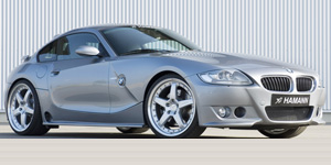 Тюнинг Hamann для BMW Z4 M E86 Coupe