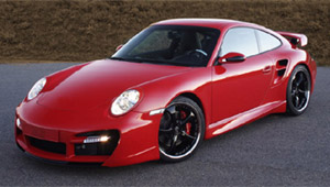 Тюнинг Techart для Porsche 997 Turbo Sales Kit 1